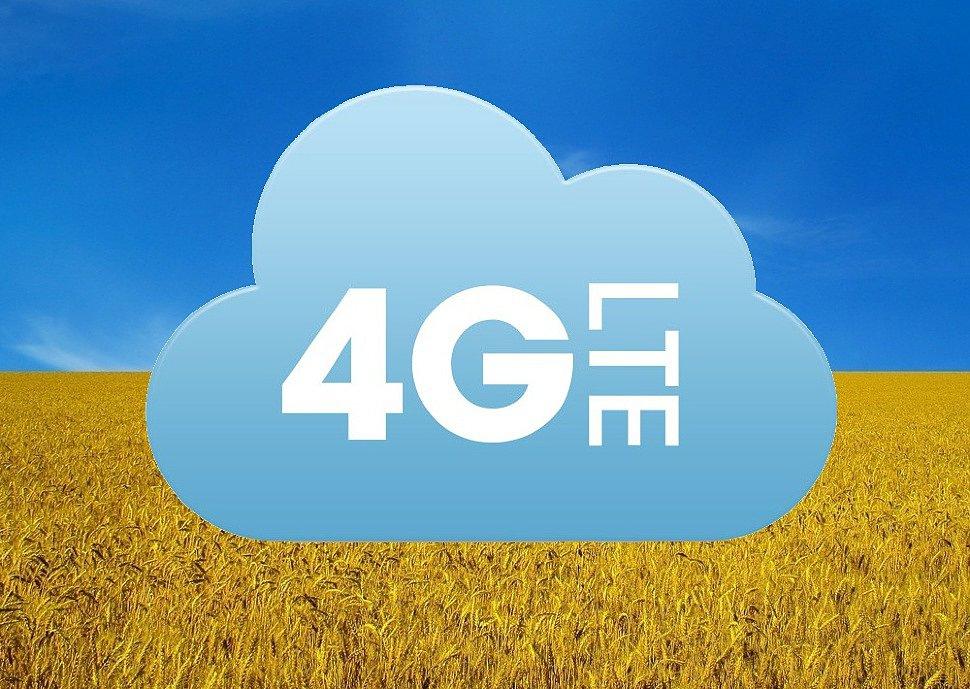 4G 800-900 в Украине