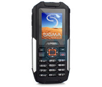 Мобильный телефон Sigma mobile X-treme IT68 Dual Sim Black
