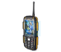 Мобильный телефон Sigma mobile X-treme DZ67 Travel Yellow-Black телефон-рация