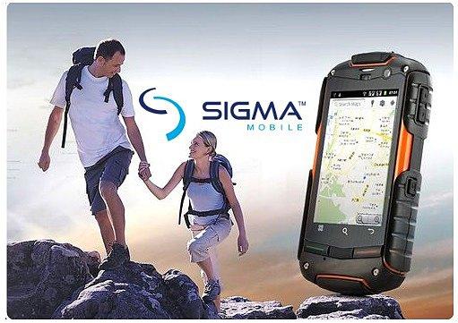 Купить защищенный телефон Sigma PQ Xtreme