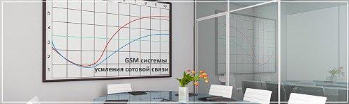 усилить сигнал GSM в офисе