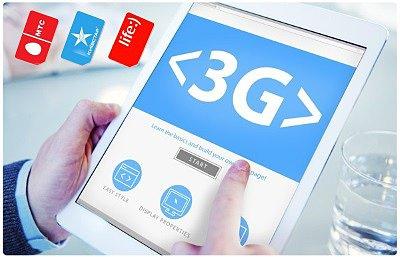 3G Life MTC Киевстар