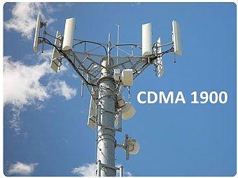 CDMA 1900 Мгц в Украине