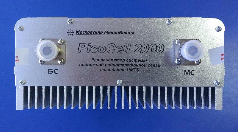 Обзор репитера Picocell SXP